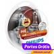 Philips H4 X-treme Vision G-FORCE +130 ( 2 Lâmpadas )