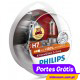 Philips H7 X-treme Vision G-FORCE +130 ( 2 Lâmpadas )