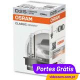 Osram Classic D2S 66240CLC ( 1 lâmpada )