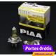 PIAA H4 12v 60/55w Hyper Arros Ion Yellow 2500K ( 2 Lâmpadas )