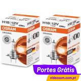 Osram Original H18 12v 65w PY26d-1 64180L ( 2 Lâmpadas )