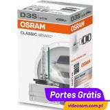 Osram Classic D3S 66340CLC ( 1 lâmpada )