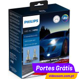 Philips LED HIR2 / 9012 X-treme Ultinon gen2 11012XUX2 ( 2 Lâmpadas )