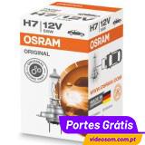 Osram Original H7 12v 55w PX26d 64210 ( 1 Lâmpada )